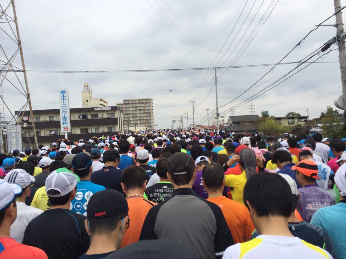 かすみがうらマラソン2013写真