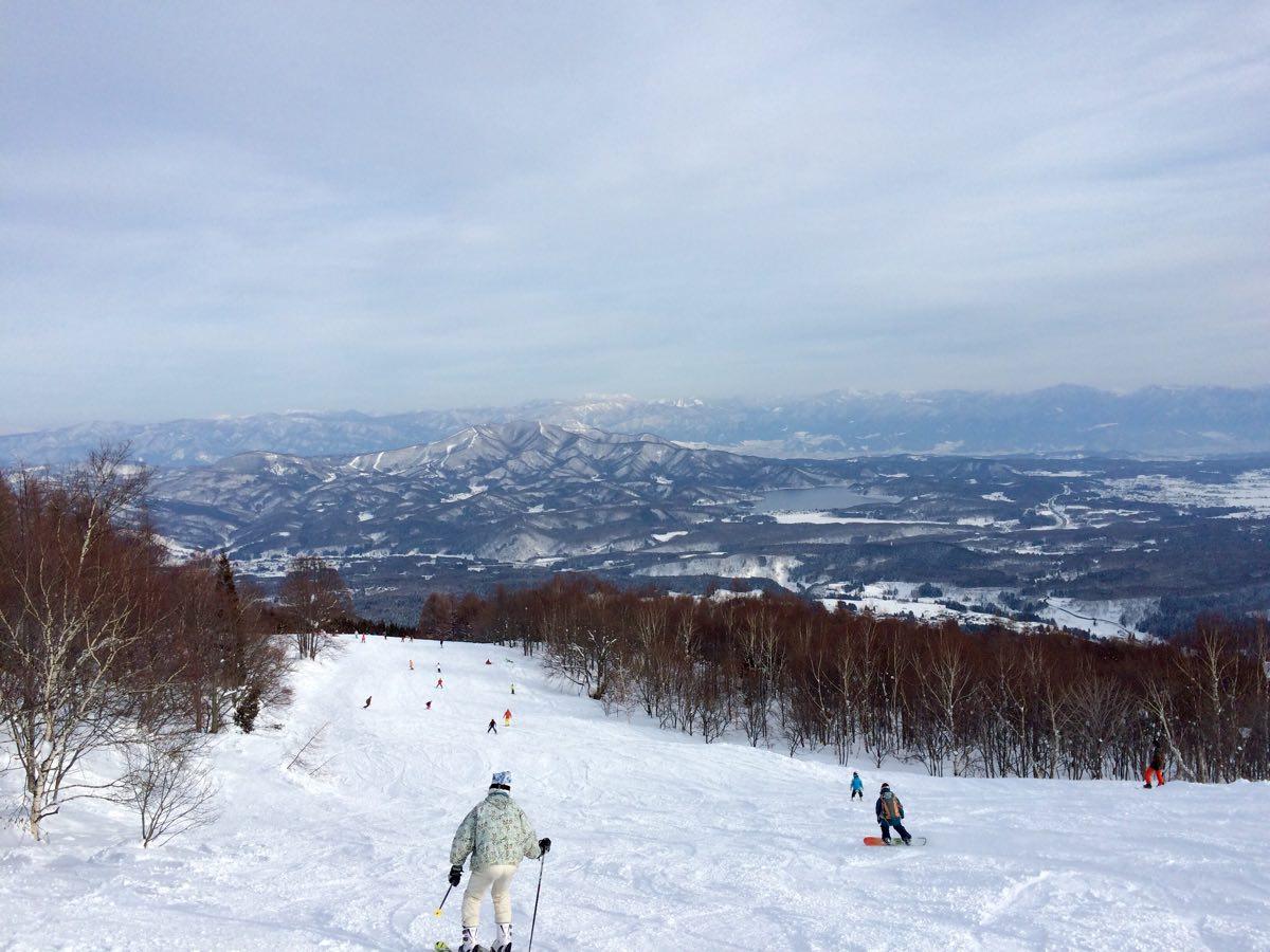 妙高杉ノ原山頂