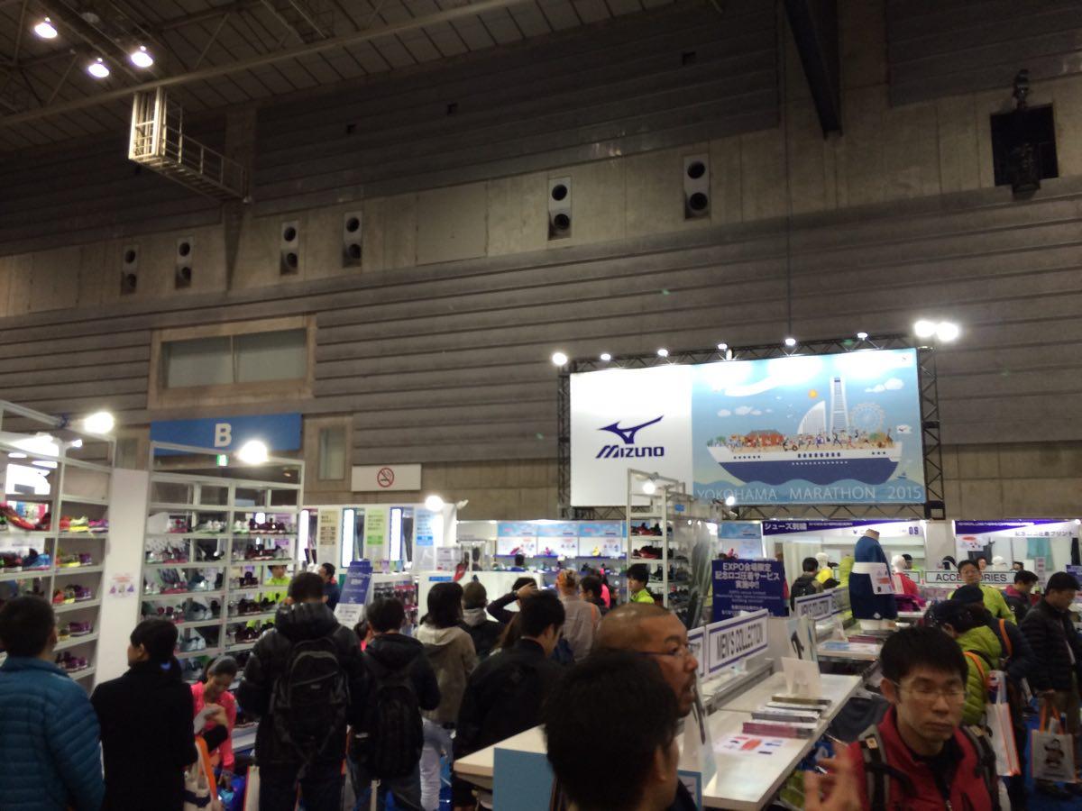 横浜マラソンEXPO